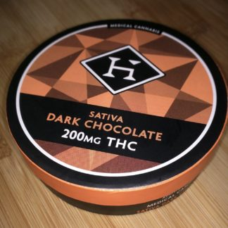 Hashman Infused Sativa Dark Chocolate ; buy weed edibles online