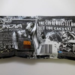 Korova Black Bar Brownie ;buy weed edibles online